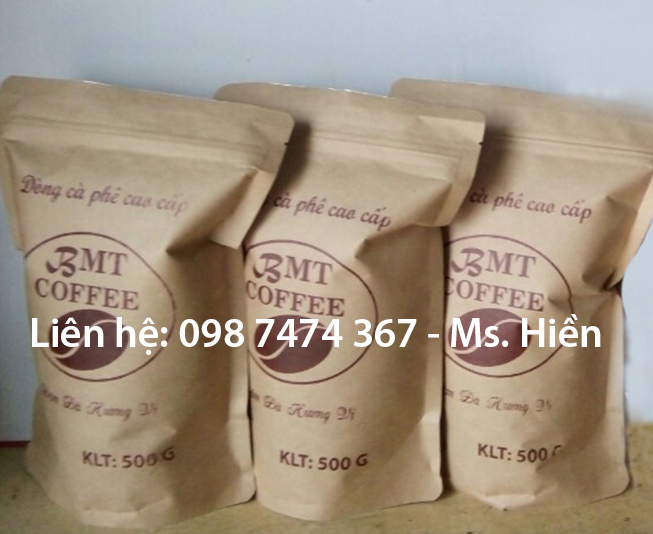 cafe robusta bmt tại tphcm